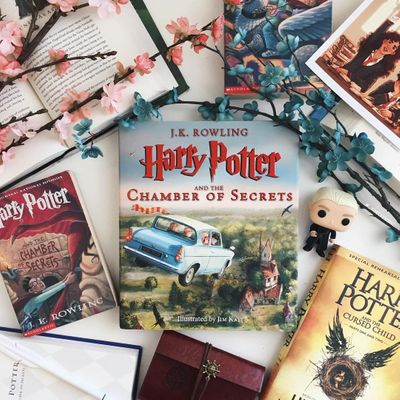 Why 🤔 Reading 📖 the Harry Potter ⚡️ Books 📚 is like Therapy 👏 in Itself 🤗 ...