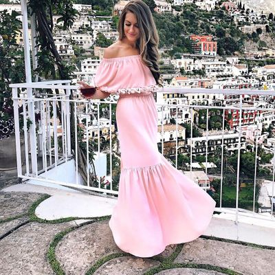 Short Girls Rejoice 🙏🏼 over These 👇🏼👈🏼 Maxi Dress 👗 Styling Tips ...