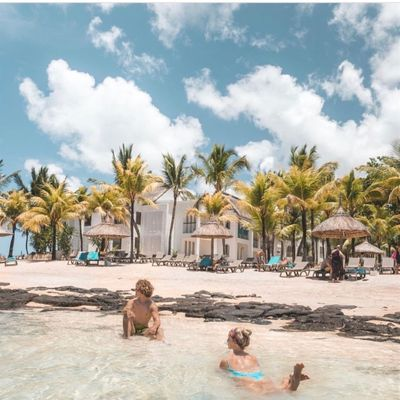 25 Photos of Klum Vacations with the Kids ...