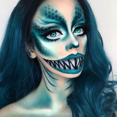 Fantastically  Creepy Halloween Lip  Art to Recreate  This Year  ...