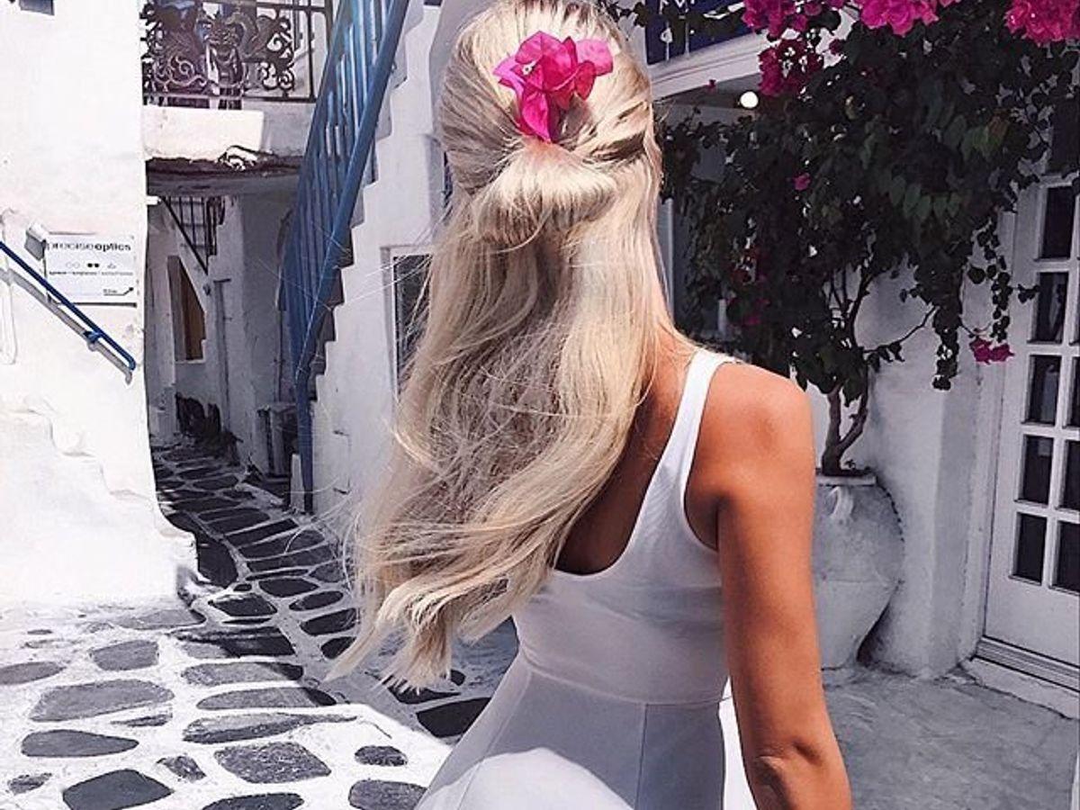 Lange haare hochstecken extrem Haare hochstecken