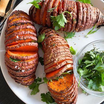 7 Magnificent Ways to Flavor Sweet Potatoes ...