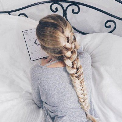 10 Hairstyles  You Can Sleep in Overnight  and into the Morning  ...