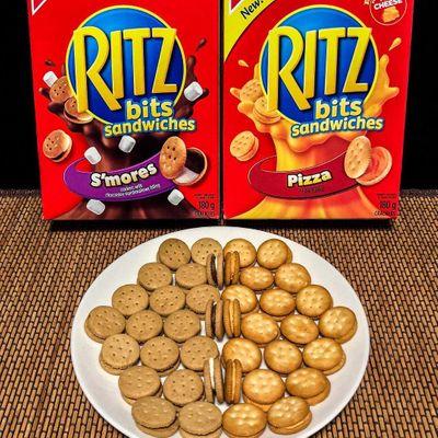 Easy Ritz Snacks Tutorial ...