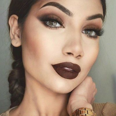 Gorgeous Matte Makeup Looks for Girls with Oily Skin ...