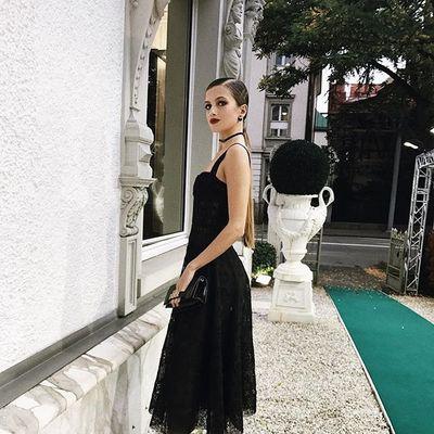 14 Gorgeous Black Tila March Sandals ...