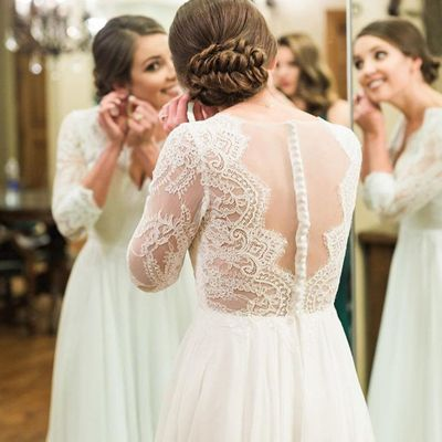 Top Wedding Dress Trends of 2019 Brides to Be Need to Follow ...