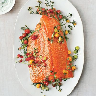 Is Smoked Salmon Healthy  SmokeySteakRanch ...