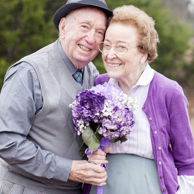 These Adorable Couples Prove That Love is Forever ...