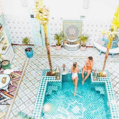 10 Charmingly Restful Yoga Retreats ...