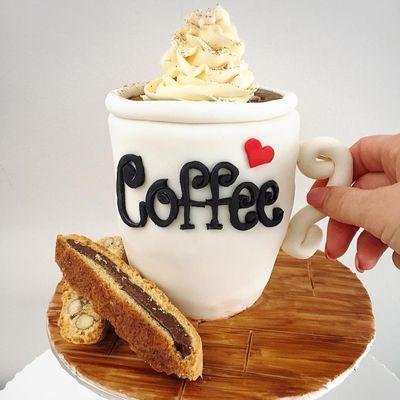 Coffee Mug Cake ...