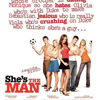 Movies like She's the Man to Watch at Your Next Sleepover ...