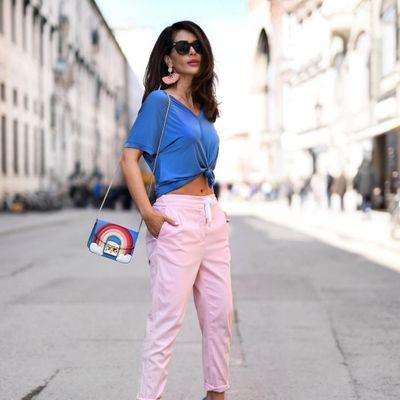 6 Hot Blue Fendi Sandals ...