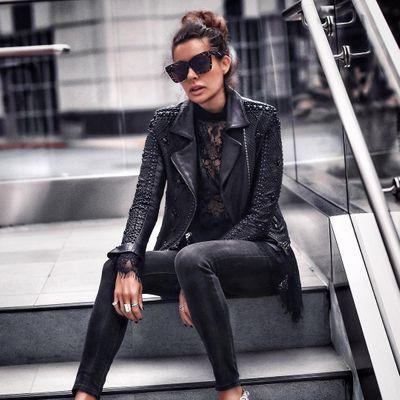 7 Fabulous Ways to Wear a Denim Jacket ...