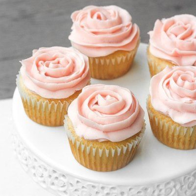 These Pretty Cupcakes 🍰 🎂 Are Almost Too Perfect to Eat ...