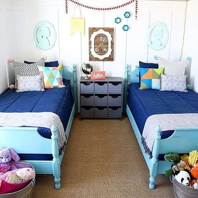 How to Make Sharing 🚪 a Room Easier for Kids 👧👦 in 5 Simple Steps 🖐 ...