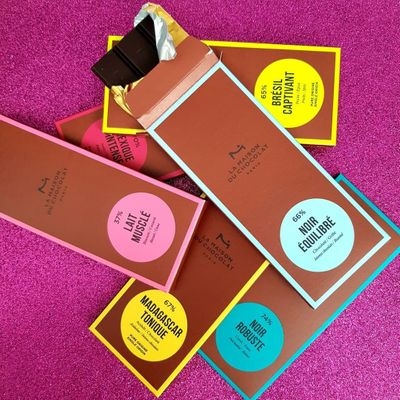 8 Divine Chocolate Bars You Can Chew on ...