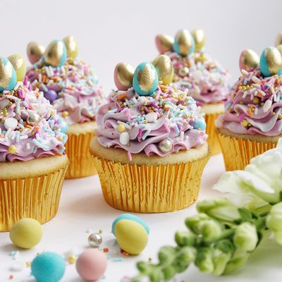 24 Insanely Cute Easter Cupcakes to Make This Year Totally Memorable ...