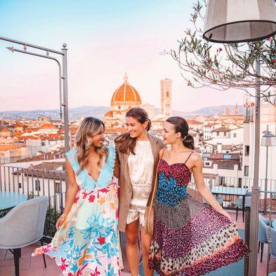 Celebrate Summer with Global Girlfriend's Blossom Bangle Bracelets