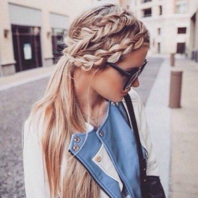 Instagram Braid Inspiration That'll Turn You into the Queen of Insta ...