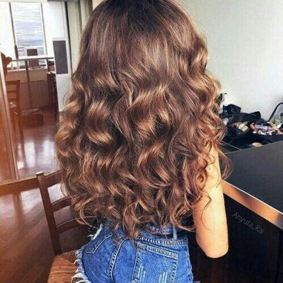 How to Make Your Curls 🌀 Last All Day Long ☀️🌜 ...