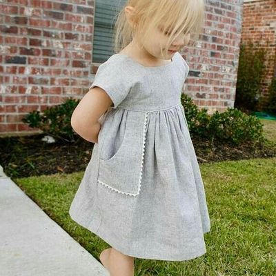 7 Sweet Dresses for Your Baby Girl ...