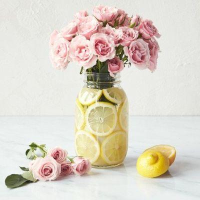 Video 🎞 Tutorial to Create 🎨 a Lemon 🍋 Jar Centerpiece 🏺 ...