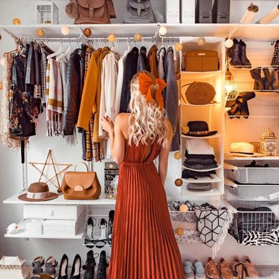 Closet Organization Tips to De-clutter and Refresh in the New Year ...