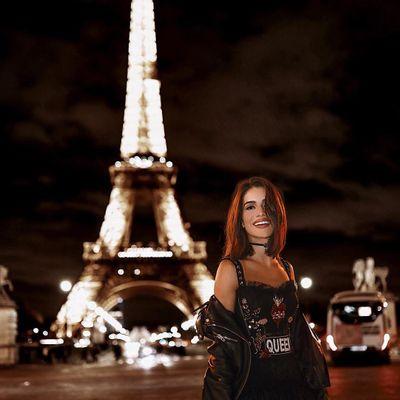 Paris Reports to Jail