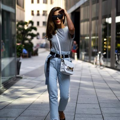 7 Chic White Trousers ...