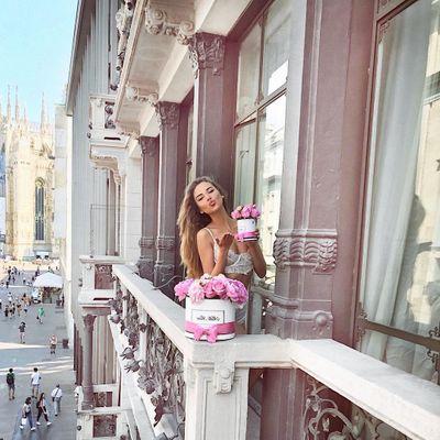 Leelee Sobieskis Pink Panties