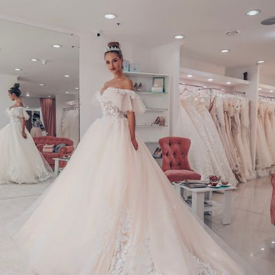 8 Gorgeous Couture Wedding Dresses ...