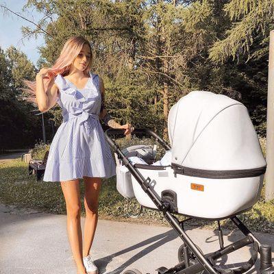 Tori Blogs Her Baby