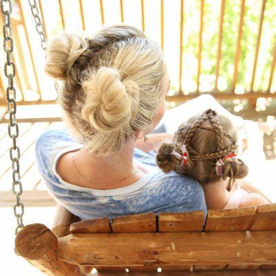 Superb Inspo from a Busy Mom 👨👩👧👦Who Finds Time for Fabulous Hair 👪 ...