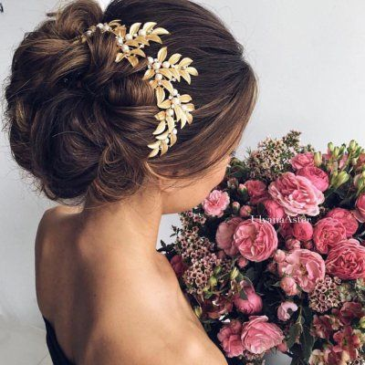 Most Beautiful Hair 💇🏻💇🏿💇🏽💇🏼 Inspo for All Brides-to-Be 👰🏻💍 ...