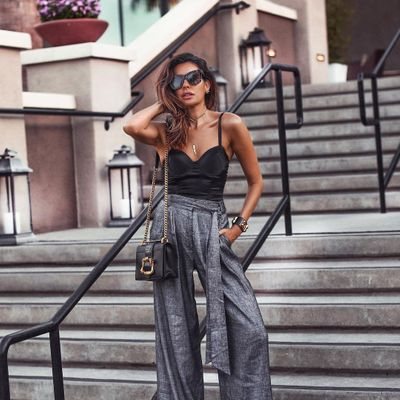 7 of This Season's Hottest Flared Trousers ...