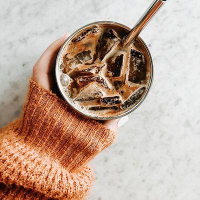 Homemade 🏡 Flavored Coffee ☕️ Creamer Recipe 😋 ...