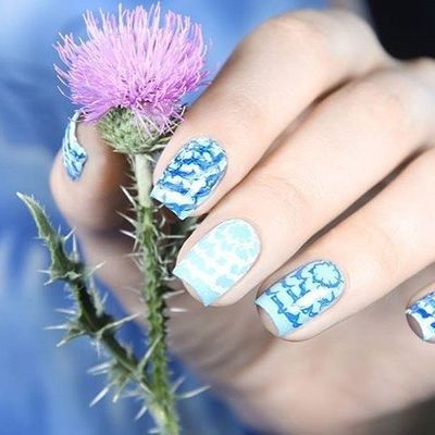 16 of Today's Provocative 😉 Nail Inspo for Women Who Never Leave the House without a Mani ...