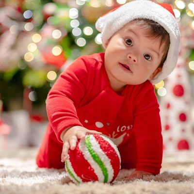 7 Tips for Making Baby's First Christmas Special ...