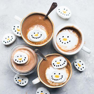 Yummy 😋 Hazelnut 🌰 Hot Chocolate ☕️ ...