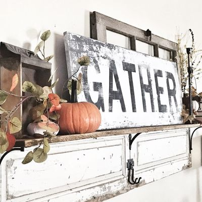 How to Decorate the House 🏡for a Dapper Thanksgiving🍂🍁 ...