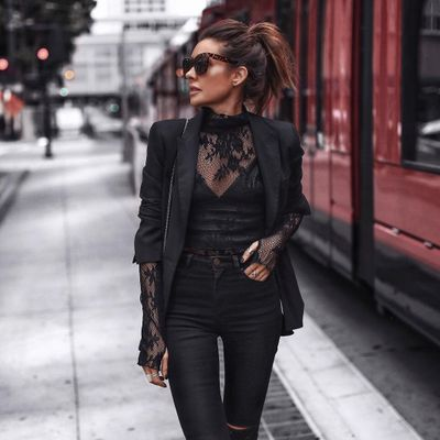 7 Fashionable Ways to Wear Your Leather Jacket ...