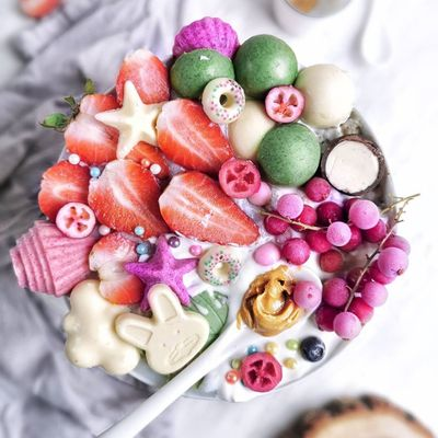9 Luscious Ways to Serve Frozen Yogurt ...