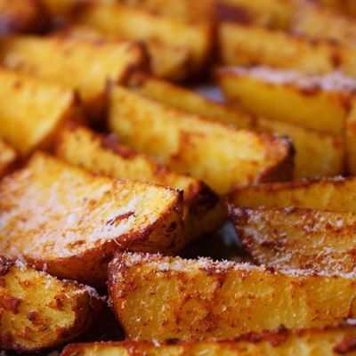 Slow Cooker Cajun Parmesan Potatoes ...