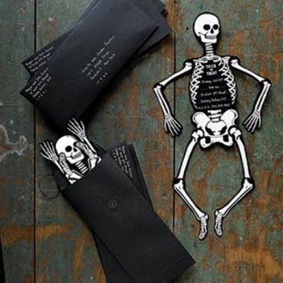 Send out These 23 Creative Halloween Party Invitations ...