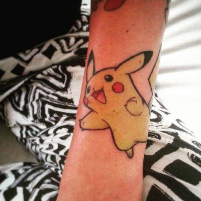 23 Swoon-Worthy Pokémon Tattoos 💕 Every Trainer Will Want ...