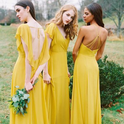 15 Gorgeous 😍 Bridesmaids' Dresses 👗 You'll Actually 👌 Want 👍 to Wear ...