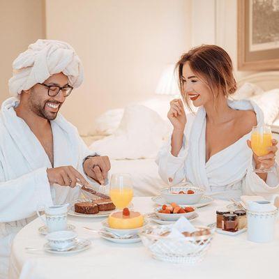 Tony Parker Says Wedding Cake Will Be French