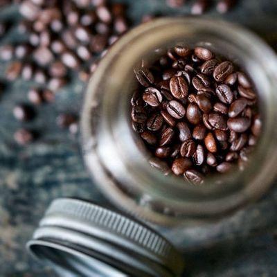 Video 🎞 Tutorial for DIY 🎨 Coffee ☕️ Bean Crafts ✂️ ...