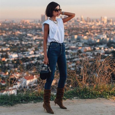 17 Ways to Style Your Jeans (for All Body Types) ...
